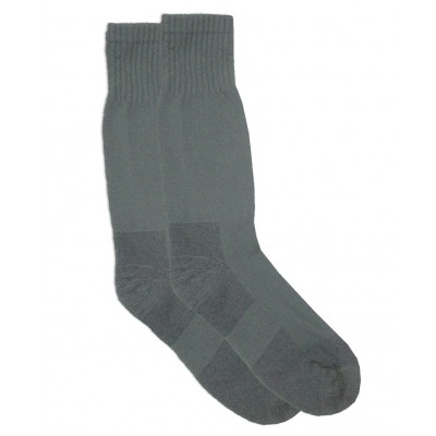 Men's Boot Socks with Blister Guard - 1 Pair - Olive