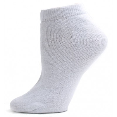 Fine Fit Women's Low Cut Socks - 4 Pairs