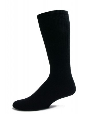 Fine Fit King Size Tube Socks - 4 Pairs