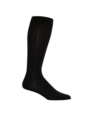 Dr. Scholl's Men's Graduated Compression Socks - 1 Pair - Black