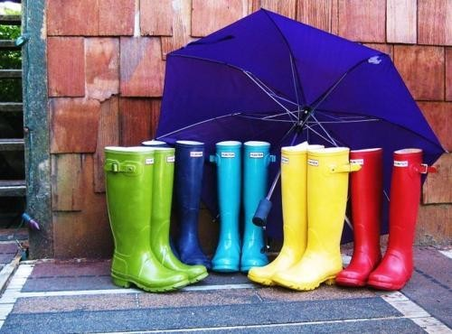 How to Wear Rain Boots - Styling Tips
