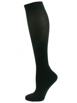 Juzo Basic Casual Knee High Compression Socks - 1 Pair