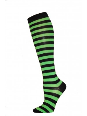 Julietta Knee-High Stripe Socks - 1 Pair